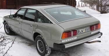 Rover 3500 SD1.