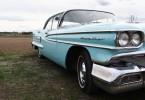 Oldsmobile 88 från 1958.