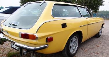 Volvo P1800 ES från 1972.